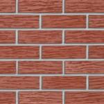 MELBOURNE красный рифлёный